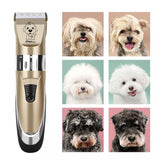 Baorun Professional Pet Dog Hair Trimmer Animal Grooming Clippers Cat Cutter Machine Shaver Electric Scissor Clipper 110-240V AC - Pets Emporium