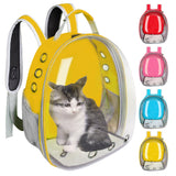 Breathable Pet Cat Carrier Bag Transparent Space - Pets Emporium