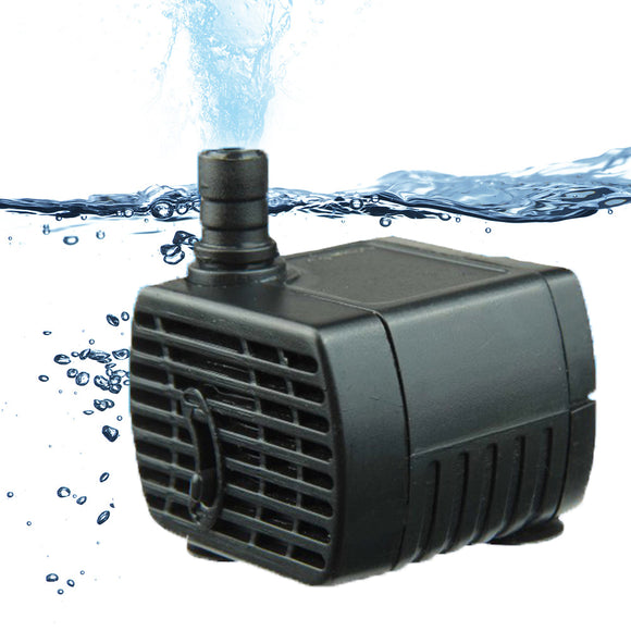 Gako Aquarium Water Pump Ultra-Quiet Submersible Fish Pond Aquarium Water Pump - Pets Emporium
