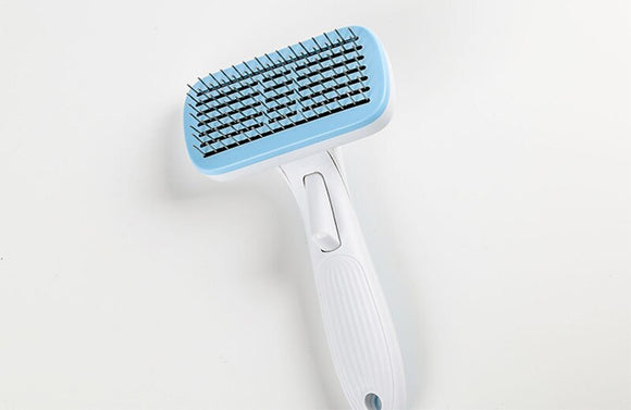 Self Cleaning Brush For Dogs And Cats - Pets Emporium