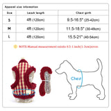 Soft Dog Harness Leash Set - Pets Emporium