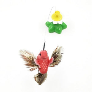 Colorful Butterfly Funny dog Cat Toys - Pets Emporium