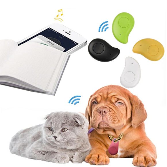 Pets Smart Mini GPS Tracker With Battery Anti-Lost Waterproof Bluetooth Tracer Keys Wallet Bag Kids Trackers Finder Equipments - Pets Emporium