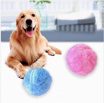 Automatic Rolling Ball dog toy - Pets Emporium
