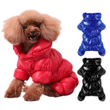 Warm Dog Clothes Clothing Winter Pet Chihuahua Pug - Pets Emporium