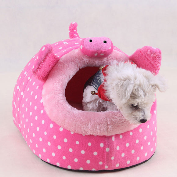 Cute Slipper Design Small Dogs House for your Princess - Pets Emporium