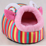 Cute Slipper Design Small Dogs House for your Princess