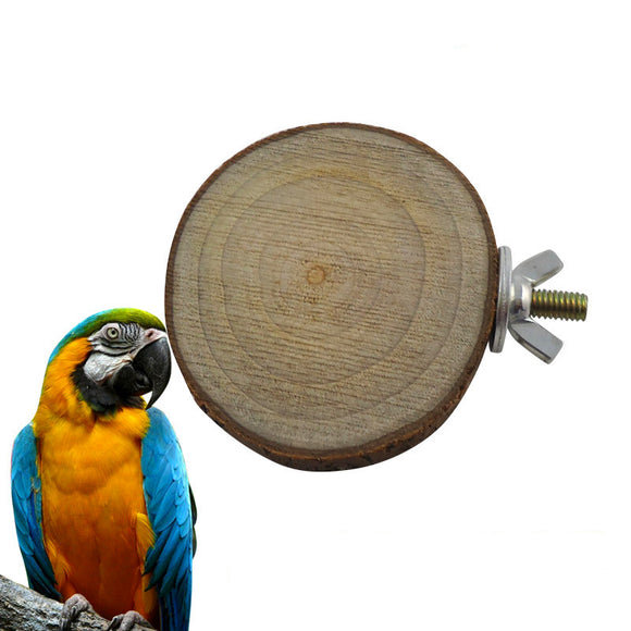 Nature Wooden Cage Accessories - Pets Emporium