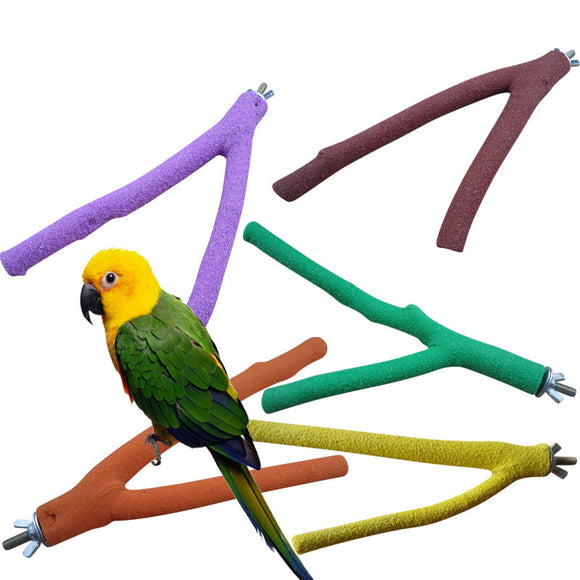 Small Bird Wooden Chewy Toy - Pets Emporium