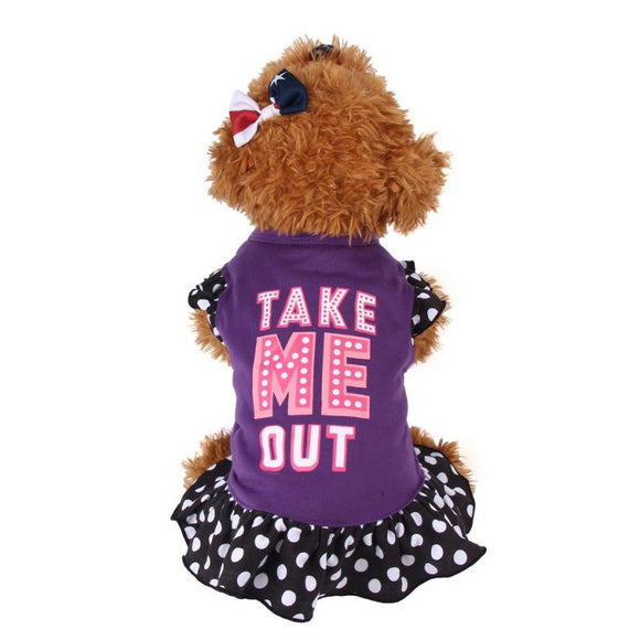 Cool Take Me Out Top - Pets Emporium