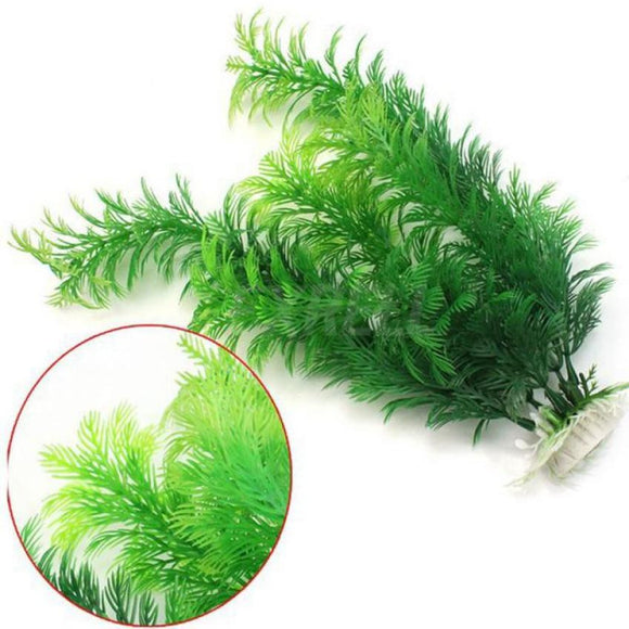 Artificial Plant For Fish Tank - Pets Emporium