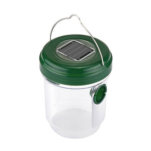 Solar Powered Wasp Trap Insect Catcher for Bees