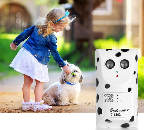 Humanely Ultrasonic Anti Bark Device, Control Your Dog Barking - Pets Emporium