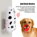 Humanely Ultrasonic Anti Bark Device, Control Your Dog Barking