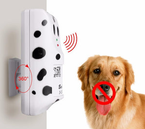 Pet Dog Ultrasonic Anti Bark Device UK Plug - Pets Emporium