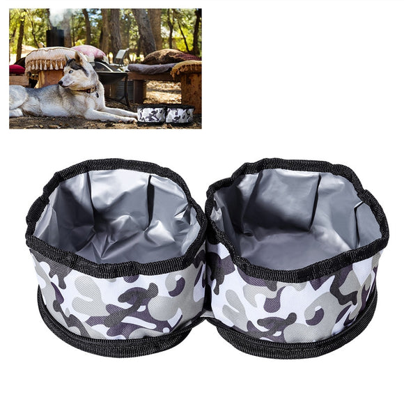 Waterproof Foldable Travel Bowl For Pets