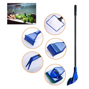 5 in 1 Fish Tank Clean Set