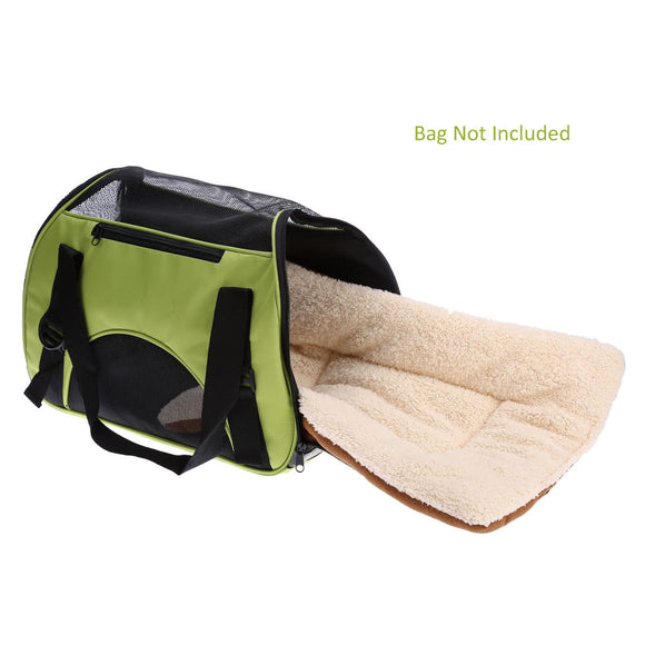 Soft Washable Reversible Fleece for Dog or Cat Bed