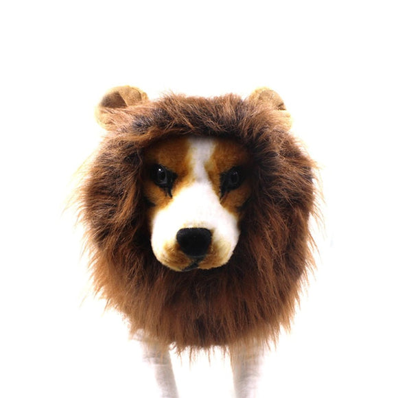Animal Costume Mane Hair For Dog/Cat - Pets Emporium