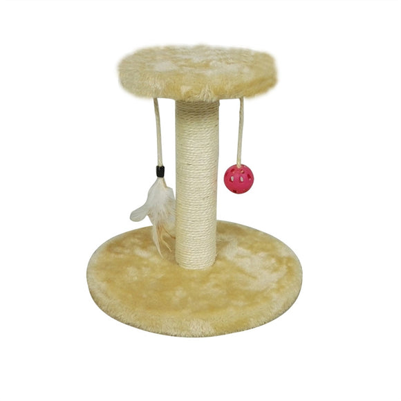 Cat Climbingl Scratching Post - Pets Emporium