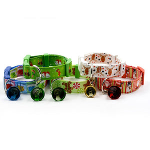 Christmas Dog Collars - Pets Emporium