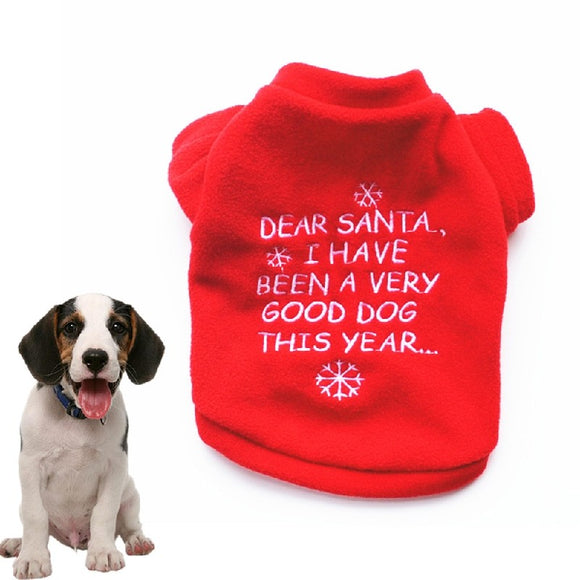 Christmas dog clothing - Pets Emporium