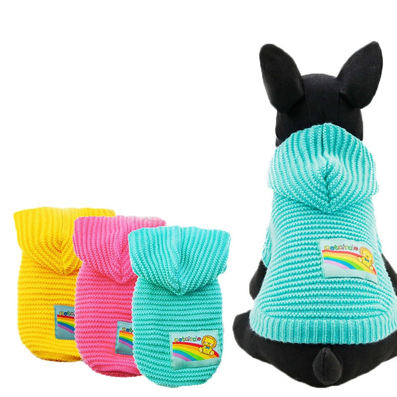 Dogs Warm Sweater - Pets Emporium