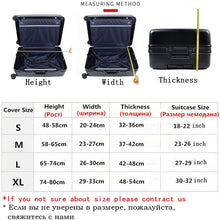 1300 Luggage Cover