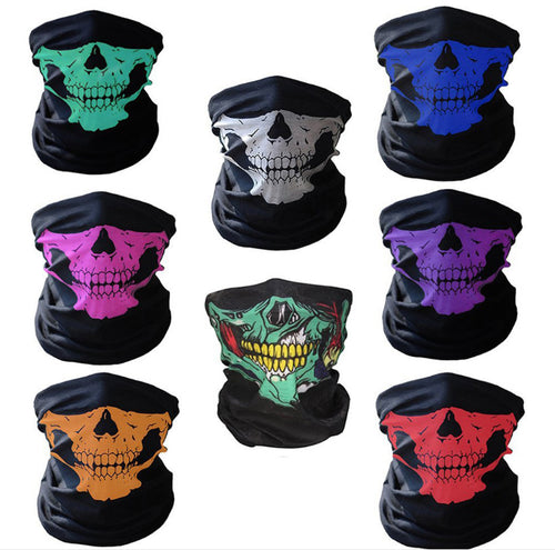 SKULL Ghost Face Windproof Mask - Tauren Shop
