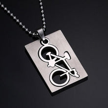 Detachable Bicycle Necklace - Tauren Shop