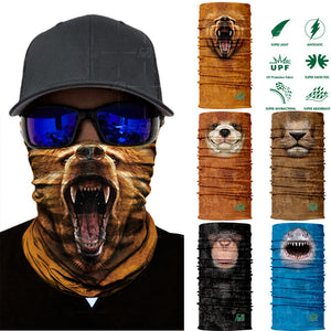 Animal Face Mask 3D PRO - Tauren Shop