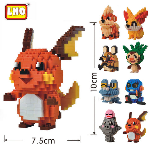 Pokemon Diamond Nano Blocks