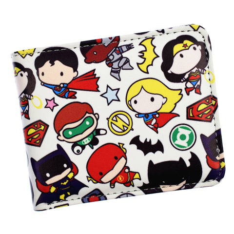 DC Wallet Justice League