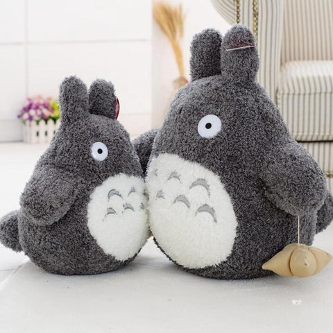 1pc 16cm-40cm Cartoon Lovely Style Plush Totoro Toys Stuffed Baby Doll Cute Movie Character Children Birthday Gift Toys