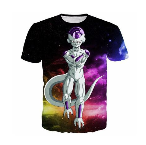 Dragon ball Prints Tshirt