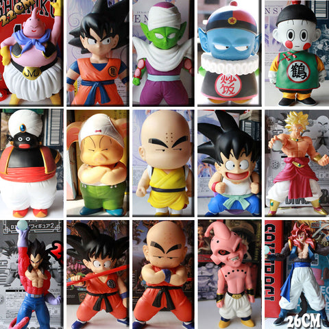 Dragon Ball Z Figures Toy Model Son Goku PVC Action Figure Toys Dragonball