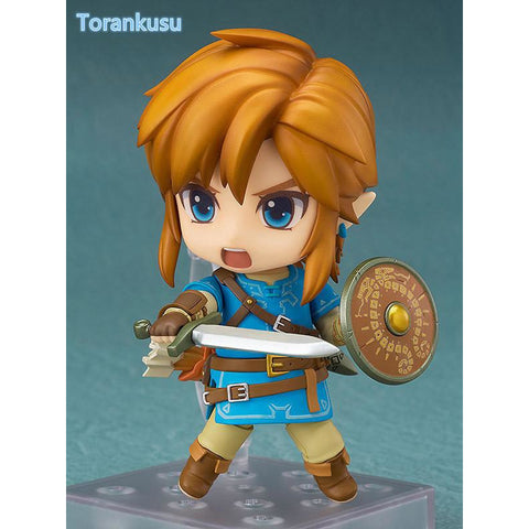 The Legend of Zelda Link Breath of the Wild Collectible Model