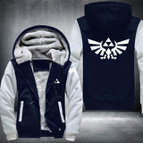 Men's The Legend of Zelda Zip Up Hoodie