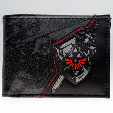Shadow Link Bifold Wallet - The Legend Of Zelda DFT-1857