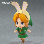Anime Toys Zelda Series OF Link Majora's Mask 3D Ver Figure Toys Doll Model Toys Gift Collection