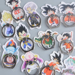 Dragon Ball Z 360 Degree Metal Finger Ring Mobile Phone Stand