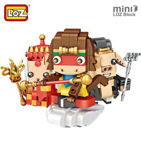 LOZ Mini Blocks Journey To The West