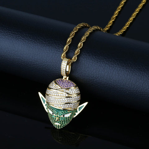 Dragon Ball Piccolo Pendant Necklace
