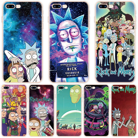 Rick And Morty Case