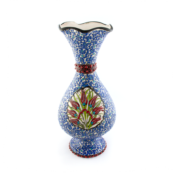 Ceramic Home Decor Vase - Pine Lane Designs