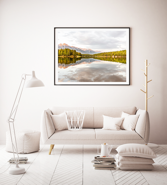 Stillness Art Print Decor - Pine Lane Designs