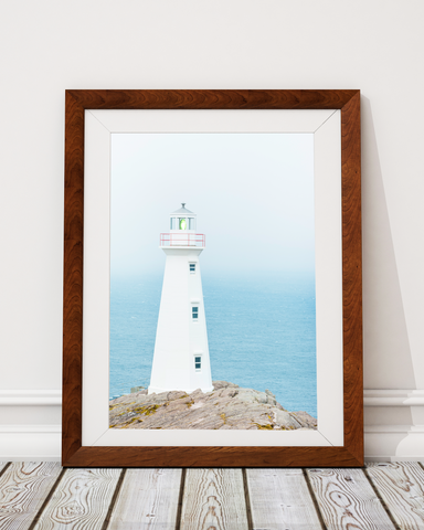 Lighthouse Art Print Decor - Pine Lane Designs