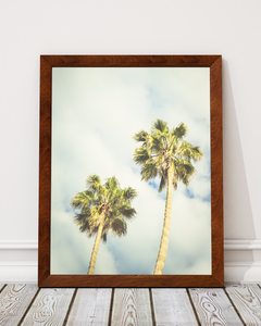 California Vibes Art Print Decor - Pine Lane Designs