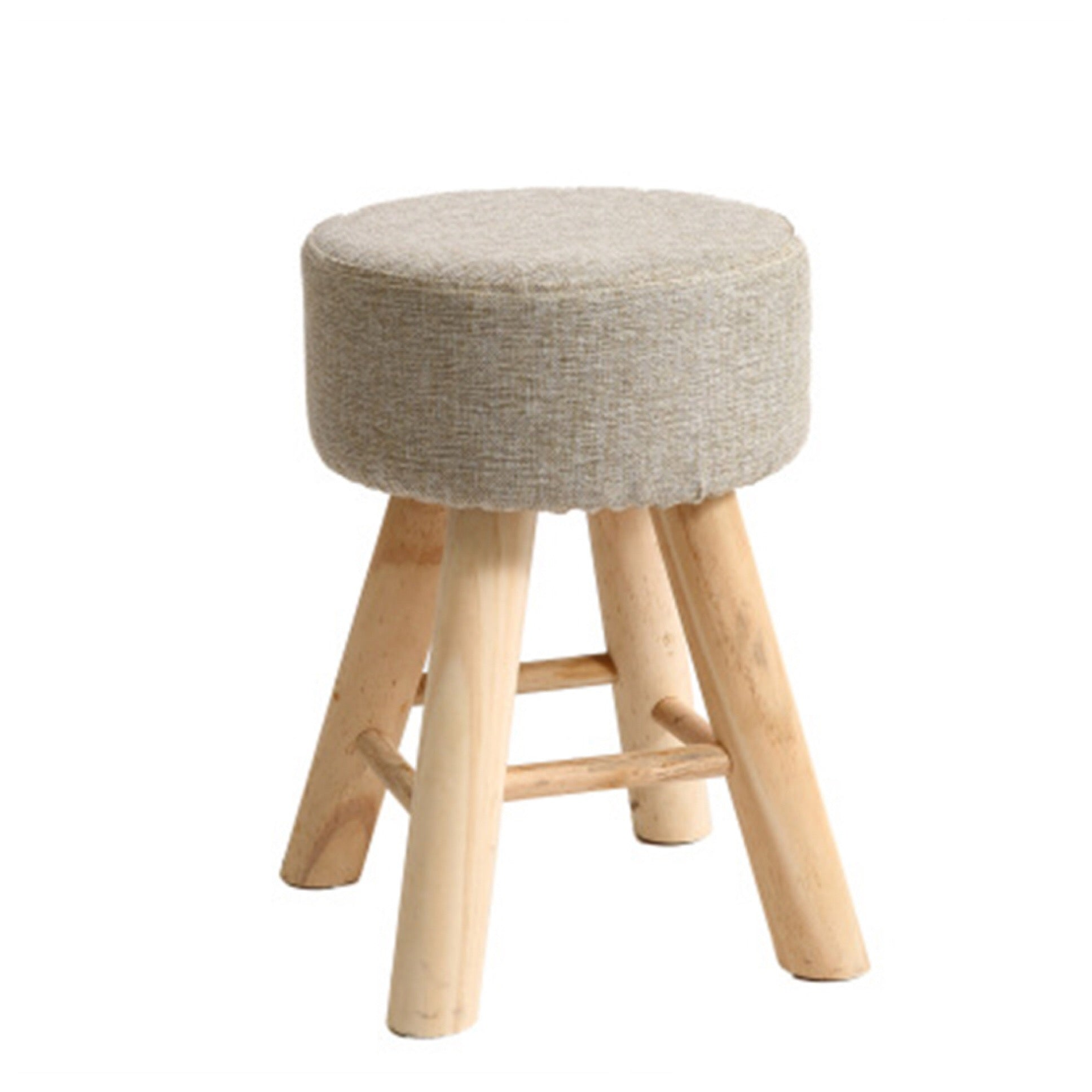 Accent Decor Stool - Pine Lane Designs