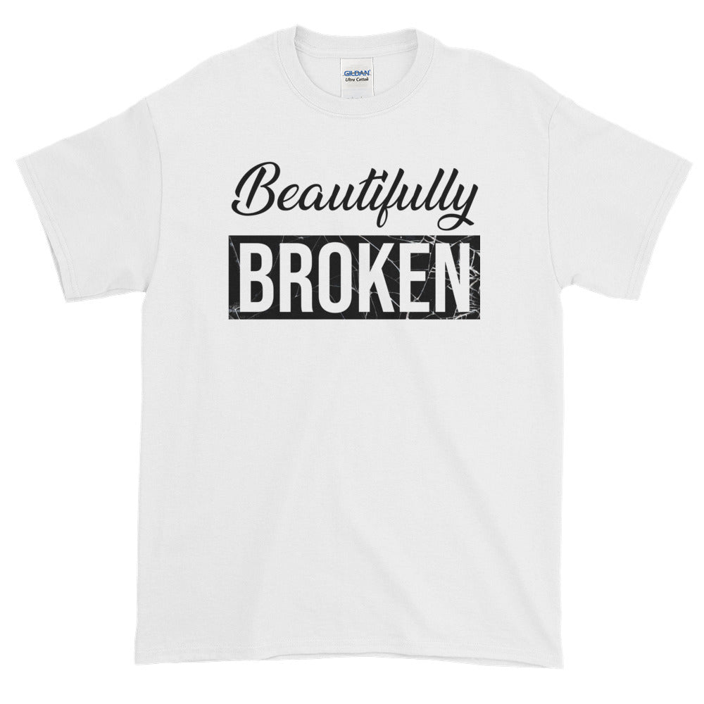 BEAUTIFULLY BROKEN SHIRT - WHITE